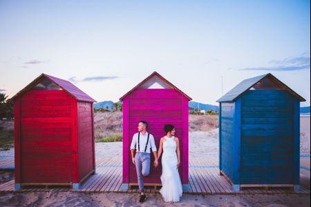 La boda de Gloria y Alberto: naturalidad y buen gusto