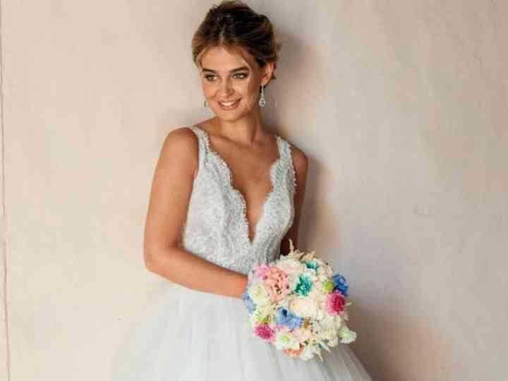 El vestido de novia de Laura Escanes: 20 modelos similares