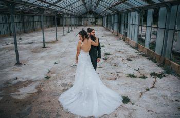 """La boda de Rocío y Patricio: sencillez e intimidad en un romántico """"sí, quiero"""""""