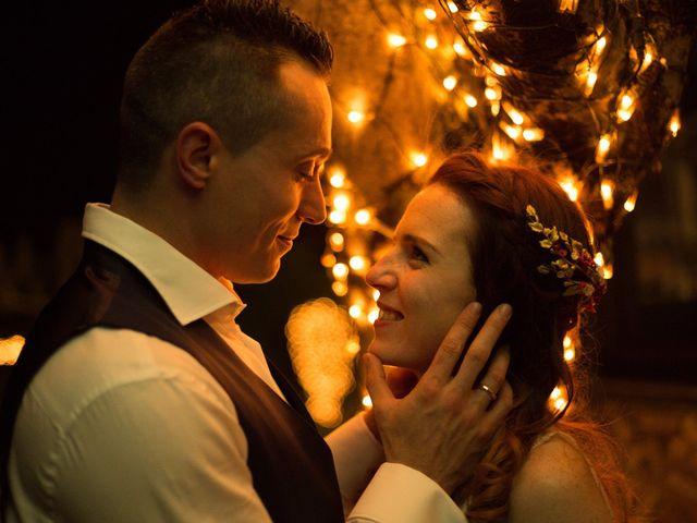 La boda de Iria y Juan: un amor de primavera