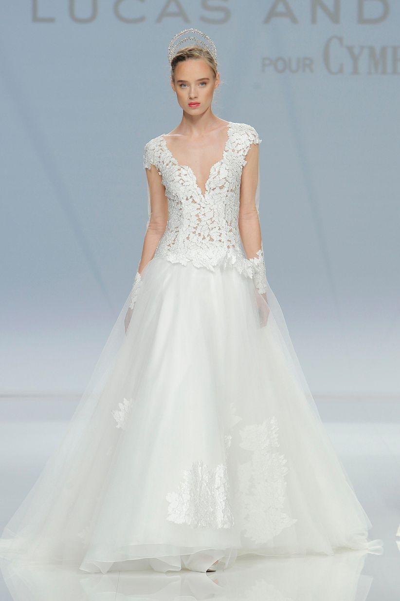 """Cymbeline, la representación del """"savoir-faire"""" en vestidos de novia ..."""