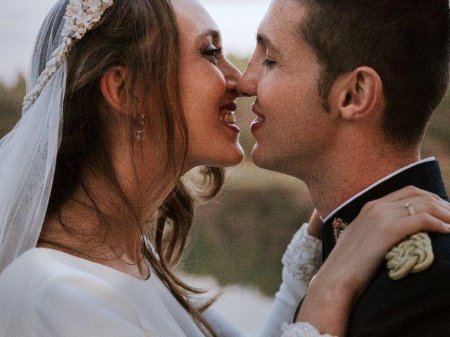 """La boda de Rubén y Diana: una pedida mágica en el puente de Brooklyn y un """"sí, quiero"""" a medida"""