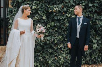 """La boda de Guillermo y Marta: una pedida llena de magia y un romántico """"sí, quiero"""""""