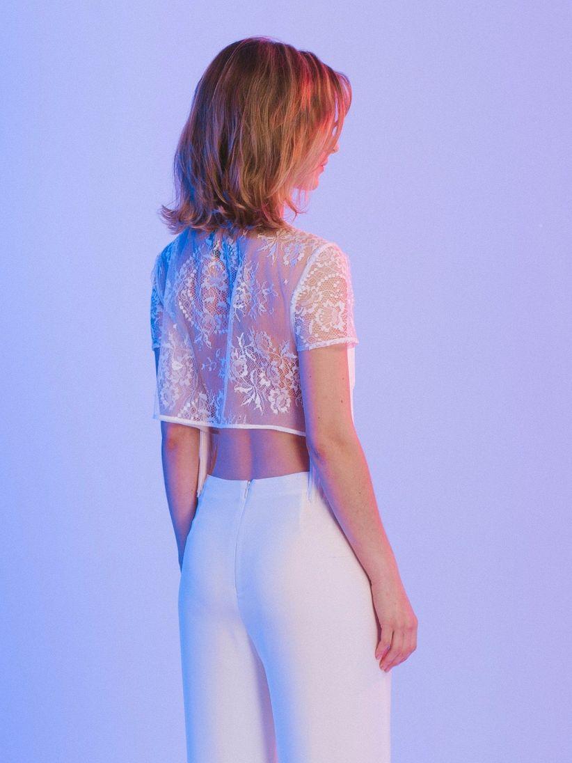 100 espaldas impactantes para tu vestido de novia
