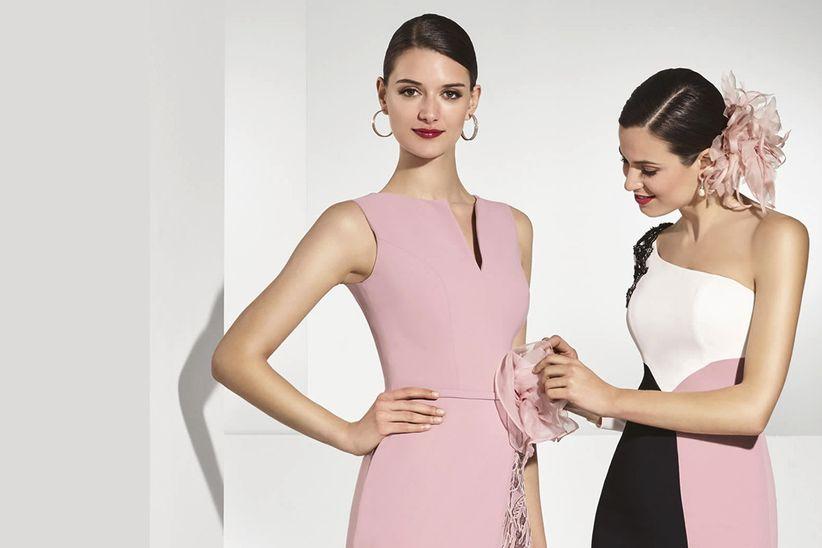 81427b914 Vestidos de madrina de Franc Sarabia 2018  elegancia en estado puro