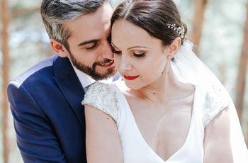 La boda de Lorena y Raúl: dos almas flamencas seguras de que el destino existe