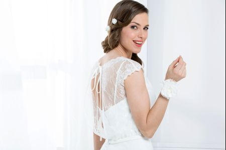 10 tipos de complementos de novia para bodas de verano
