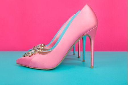 25 zapatos de fiesta que tus damas de honor querrán llevar