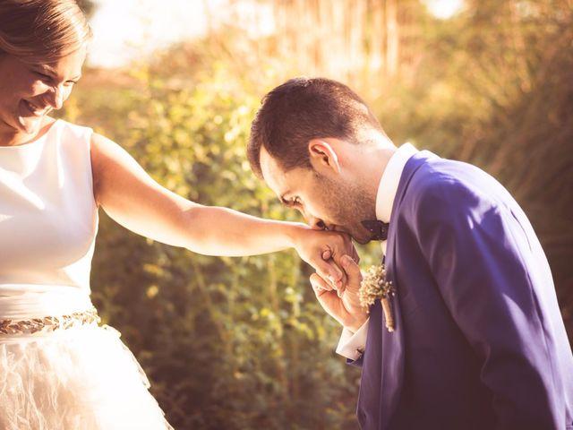 La boda de David y Lorena: tras varios bailes ¡surgió el amor!
