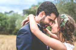 La boda de Josep y Martina: mágica complicidad desde el primer instante