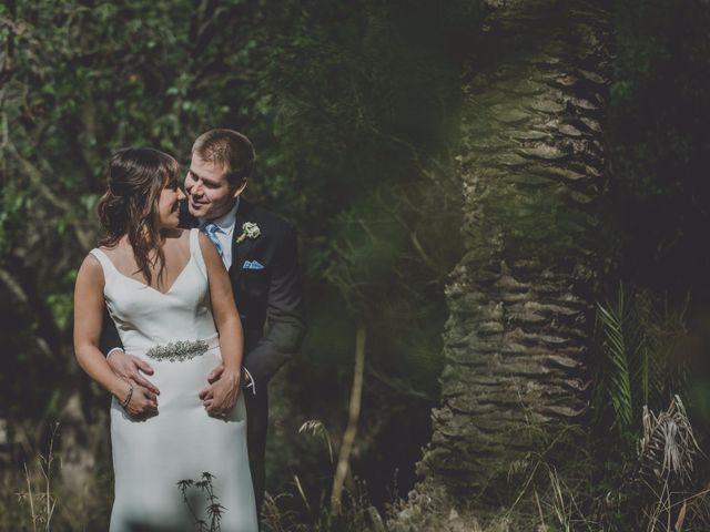 La boda de Melissa y Sam: Barcelona conquistó sus corazones