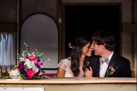 """La boda de Gemma y Abel: destinados al """"sí, quiero"""" desde niños"""
