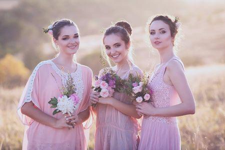 10 impresionantes vestidos para ser dama de honor