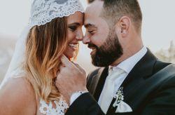 La boda de Wael y Samira: la imponente belleza de Gran Canaria a sus pies