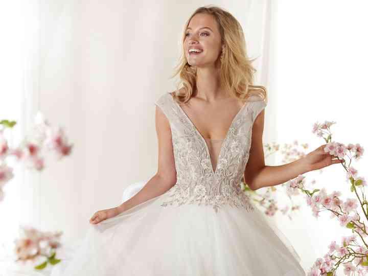100 vestidos de novia que no te puedes perder si tienes previsto casarte en 2019