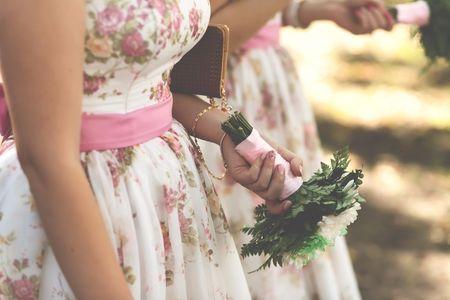 25 complementos irresistibles para las damas de honor