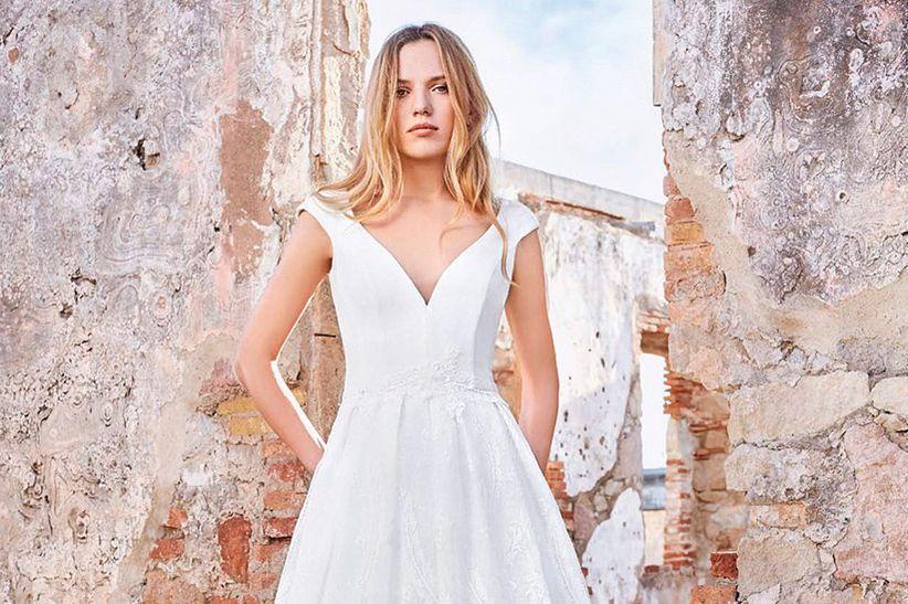 3881056a7 Vestidos de novia Raimon Bundó 2019