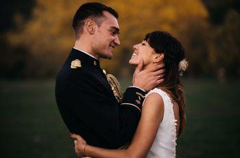 La boda de Roberto y Ana: el amor a primera vista ¡existe!