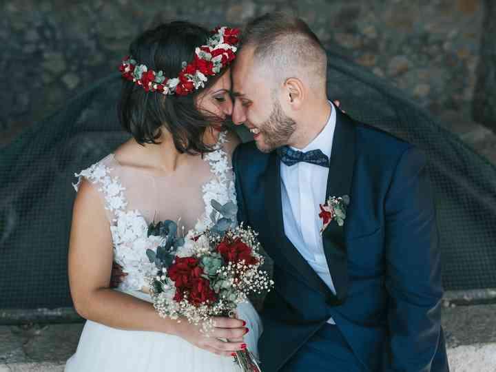 """La boda de Mercè y Miguel: un fin de semana soñado como """"sí, quiero"""""""