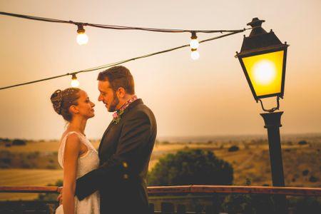 La boda de Natalia y Fernando: una historia real que cambió la vida de dos corazones