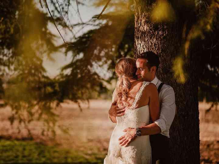 """La boda de Luis y Laura: la sencillez y el romanticismo conquistaron en su """"sí, quiero"""""""