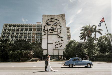 La sesión postboda de Jorge y Lucía en La Habana: ¡feliz luna de miel!