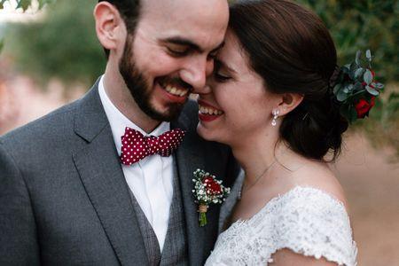 La boda de Andreu y Ariadna: de la universidad a una pedida mágica en París