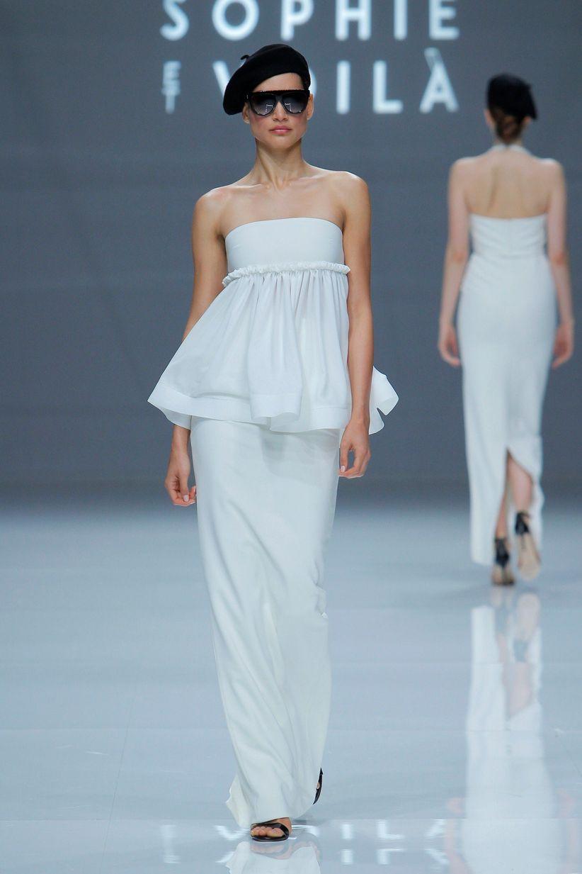 Magnificent Vestido Novia Bilbao Component - All Wedding Dresses ...