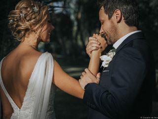 La boda de Fleur y Jacobo: Sevilla enlazó sus corazones