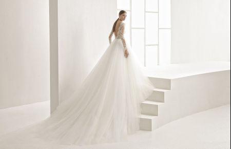 20 vestidos de novia 2017 con colas incre�bles
