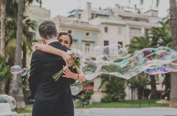 La boda de Patty y Jordi: al son de la salsa nació su amor