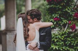 La boda de Elsa y Javi: con el tiempo surgió el amor