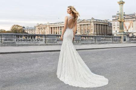 50 vestidos de novia con increíbles espaldas