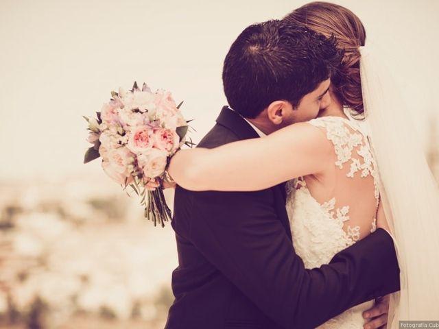 La boda de Javier y Raquel: todos sus sueños se cumplieron en Toledo