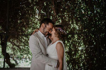 Ilde y María: érase una vez una boda con pool party