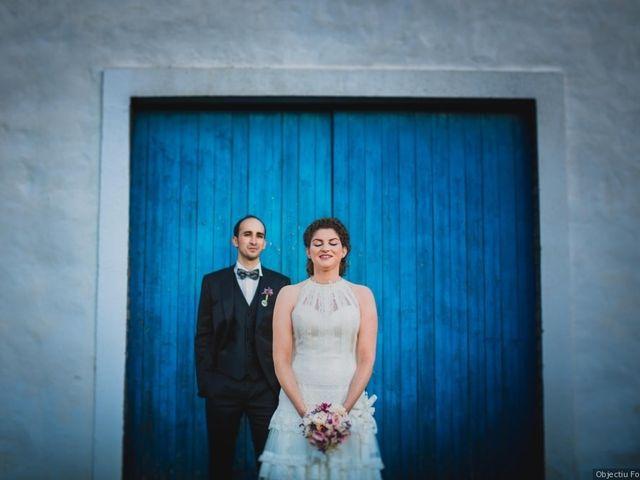 """La boda de David y Ainhoa: un mágico """"sí, quiero"""" entre avellanos"""