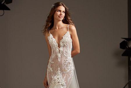 Pronovias 2020: más de 100 vestidos de novia para soñar