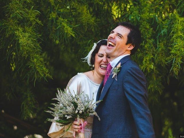 """La boda de Rafa y Susana: """"Desde que nos conocimos supimos que teníamos que estar juntos"""""""