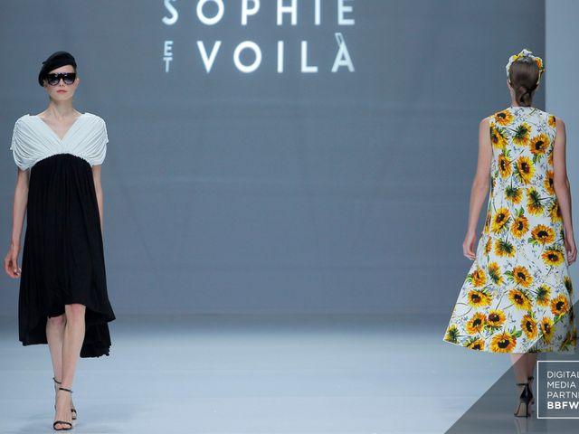 Vestidos de fiesta Sophie et Voilà 2019: la revolución para invitadas minimal