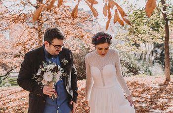 La boda de Pablo y Henar: la sencillez y la naturalidad predominaron en su precioso día