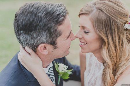 La boda de Sergi y Anna: casualidad o destino, ¡el amor triunfó!