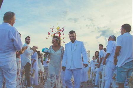 La boda de Salva y Alba: cuando el baile y el amor van de la mano