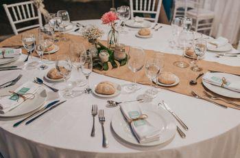 10 caminos de mesa para bodas en verano: ¡elige tu favorito!