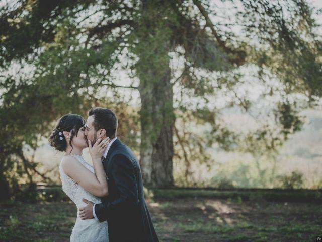 La boda de María y Sergio: enamorados de la naturaleza