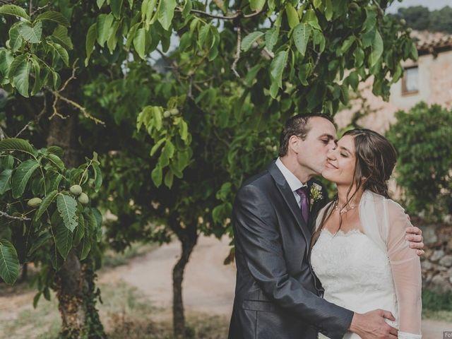 """La boda de Eli y Eloi: intimidad y romanticismo en su bonito """"sí, quiero"""""""
