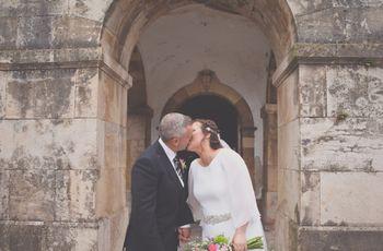 La boda de Jonathan y Sandra: un amor nacido del chocolate