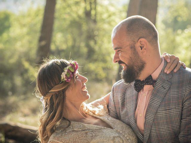 """La boda de Raúl y Ana: un inocente intercambio de mensajes que terminó en """"sí, quiero"""""""