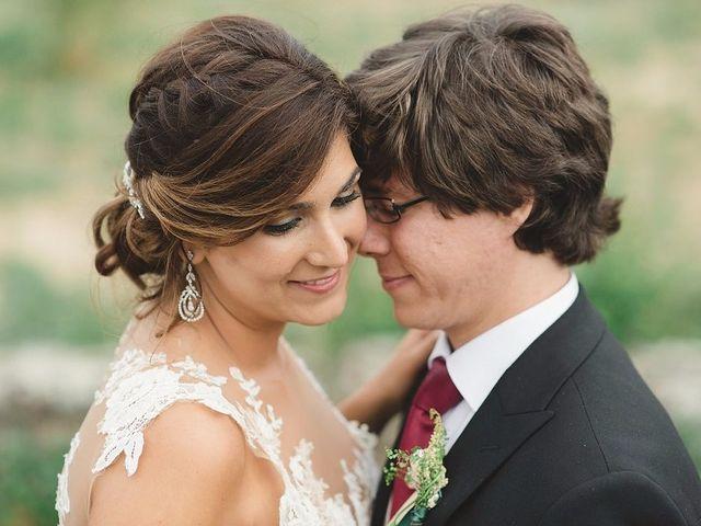 La boda de Alicia y Kike: un torrente de emociones