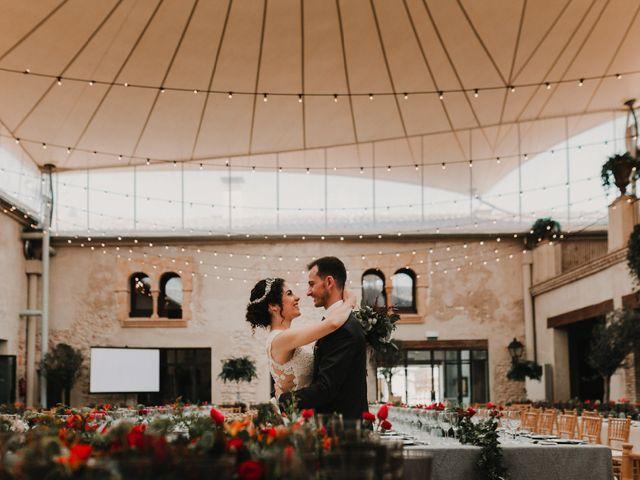 La boda de Verónica y Nacho: ¡un amor a primera vista!