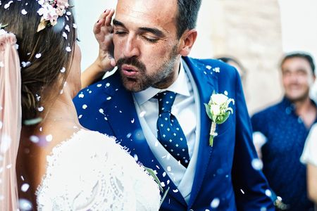 """La boda de Juanjo y Ana: """"no hace falta que algo sea perfecto para que sea genial"""""""